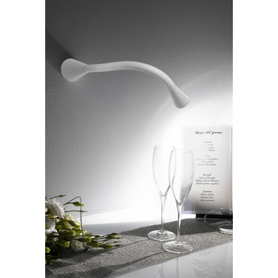 Linea Light - Snake - Snake LED - Applique led a parete snodabile L