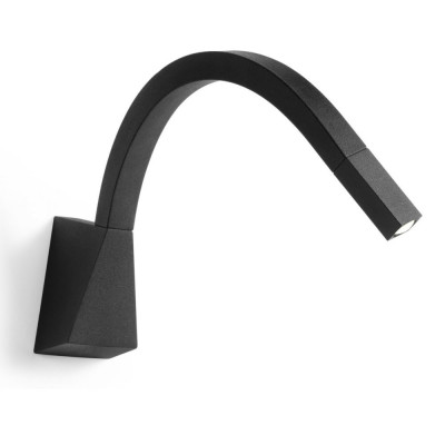 Linea light snake led applique orientabile light - Applique con interruttore ...