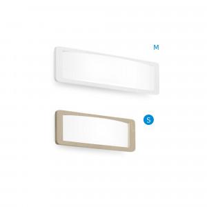 Linea Light - Solido - Solido - Lampada a parete S