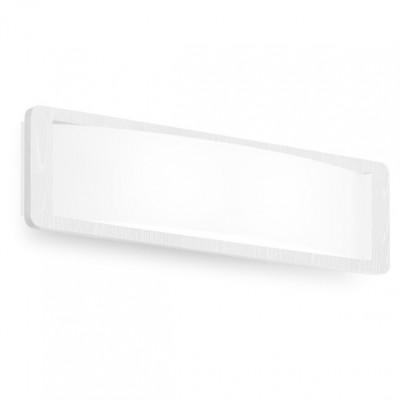 Linea Light - Solido - Solido - Lampada da parete M - Bianco - LS-LL-90257