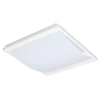 Linea Light - Solido - Solido - Plafoniera / applique L - Bianco - LS-LL-90259