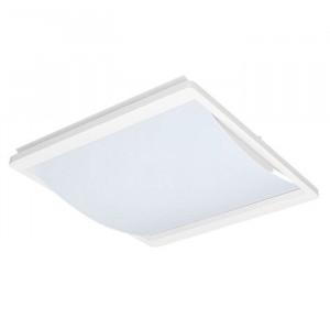 Linea Light - Solido - Solido - Plafoniera / applique L - Bianco - LS-LL-90259