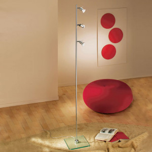 Linea Light - Spotty - Lampada da terra Spotty