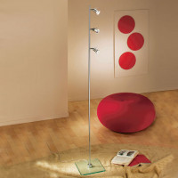 Linea Light - Spotty - Lampada da terra Spotty