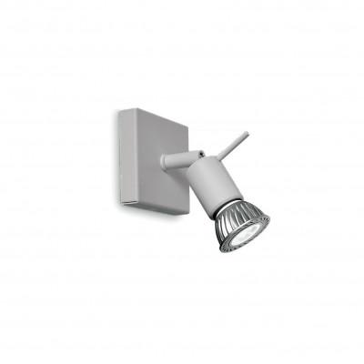 Linea Light - Spotty - Spotty - Lampada da parete o soffitto a una luce - Grigio - LS-LL-7345
