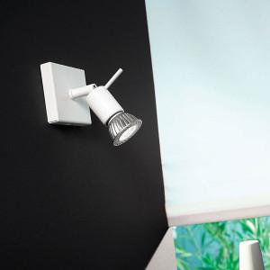 Linea Light - Spotty - Spotty - Lampada da parete o soffitto a una luce
