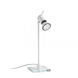 Linea Light - Spotty - Spotty LED - Lampada da tavolo o da pavimento - Bianco - LS-LL-7352