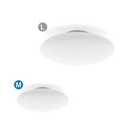 Linea Light - Squash LED - Squash AP PL M - Applique / plafoniera LED