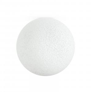 Linea Light - Stardust - Stardust M PL - Plafoniera sferica - Bianco graniglia -  - Bianco caldo - 3000 K - Diffusa