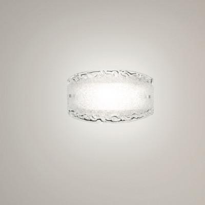 Linea Light - Syberia - Lampada a parete Syberia S - Vetro artistico - LS-LL-4514