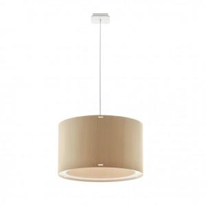 Linea Light - Thank you - Thank You P SP L - Sospensione moderna misura L - Legno frassino - LS-LL-8065