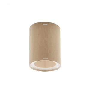 Linea Light - Thank you - Thank You S PL - Plafoniera minimal  - Frassino bianco - LS-LL-8049