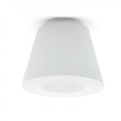 Linea Light - Vulcanino e Vulcanone - Vulcanino & Vulcanone LED PL M - Lampada da soffitto a forma di vulcano