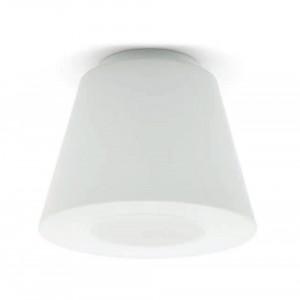 Linea Light - Vulcanino e Vulcanone - Vulcanino & Vulcanone LED PL M - Lampada da soffitto a forma di vulcano - Natural -  - Bianco caldo - 3000 K - Diffusa