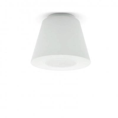 Linea Light - Vulcanino e Vulcanone - Vulcanino & Vulcanone LED PL S - Lampada da soffitto a cono tronco