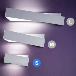 Linea Light - Zig Zag - Zig Zag lampada a parete S