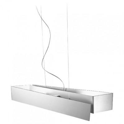 Linea Light - Zig Zag - Zig Zag lampada a sospensione - Alluminio anodizzato - LS-LL-6995