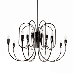 Lumen Center - Freedom - Freedom 16L SP - Lampadario di design a sedici luci