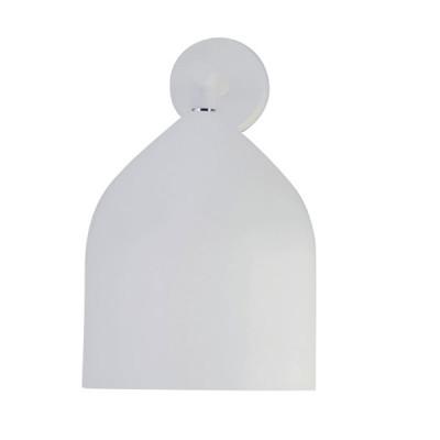Lumen Center - Odile - Odile Parete AP - Applique di design  - Bianco fine textured - LS-LC-ODI21105