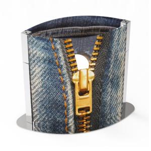 Lumicom - Extreme - Extreme Jeans – Lampada da tavolo