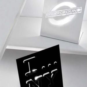 Lumicom - Fun - Fun NY – Lampada da tavolo