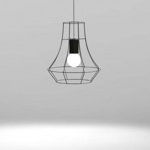 Lumicom - Lampade a sospensione Old time - Tubular – Lampada a sospensione minimal