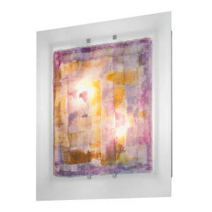 Lumicom - Mistery - Mistery XL – Plafoniera soffitto colorata