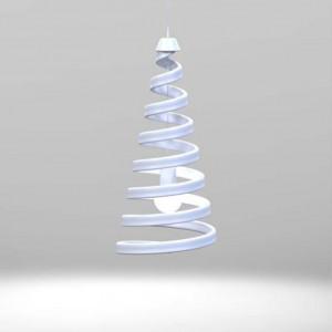 Lumicom - Twister - Twister – Lampada a sospensione