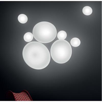 Ma&De - Dynamic - Dynamic M AP - Lampada da parete o soffitto in vetro
