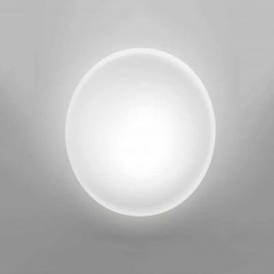 Ma&De - Dynamic - Dynamic M AP - Lampada da parete o soffitto in vetro - Bianco -  - Bianco caldo - 3000 K - Diffusa