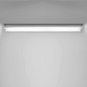 Ma&De - Flurry - Flurry S AP PL M LED - Plafoniera e applique rettangolare a LED media