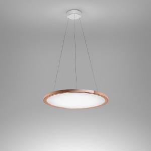 Ma&De - Hinomaru - Hinomaru P SP LED M - Lampadario di design misura M