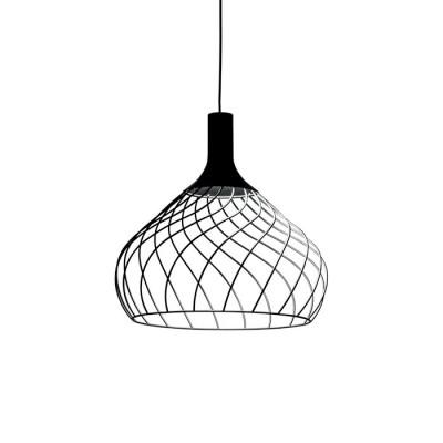 Ma&De - Mongolfier - Mongolfier P2 SP LED - Lampadario elegante a LED - Nero -  - Warm Tune - Diffusa