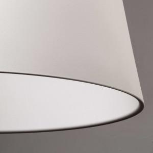 Ma&De - Oxygen - Oxygen S PL M LED - Plafoniera colorata ad anello a LED misura M - Bianco/Bianco -  - Bianco caldo - 3000 K - Diffusa
