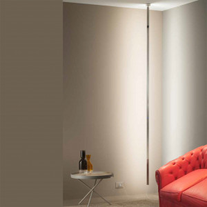 Ma&De - Xilema - Xilema PL - Barra illuminante con fissaggio a soffitto