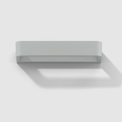 Rotaliana - Belvedere - Belvedere W1 AP - Applique a LED in stile moderno - Argento -  - Super Caldo - 2700 K - Diffusa