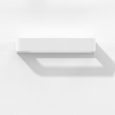 Rotaliana - Belvedere - Belvedere W1 AP - Applique a LED in stile moderno - Bianco opaco - Diffusa