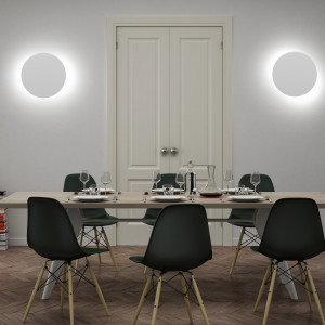 Rotaliana - Collide - Collide H2 AP LED M - Applique di design taglia M