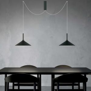 Rotaliana - Dry - Dry H2 SP LED - Lampadario moderno a due luci