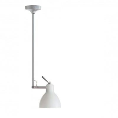 Rotaliana - Luxy - Luxy H1 - Lampadario con snodo - Argento/Bianco - LS-RO-1LXH100143ZR0