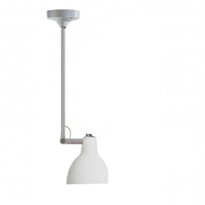 Rotaliana - Luxy - Luxy H1 - Lampadario con snodo - Argento/Bianco - LS-RO-1LXH100243ZR0
