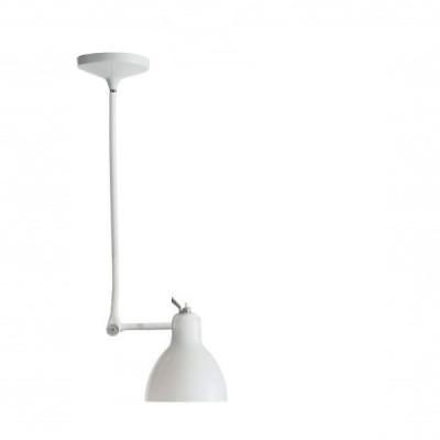 Rotaliana - Luxy - Luxy H1 - Lampadario con snodo - Bianco glossy - LS-RO-1LXH100102ZR0