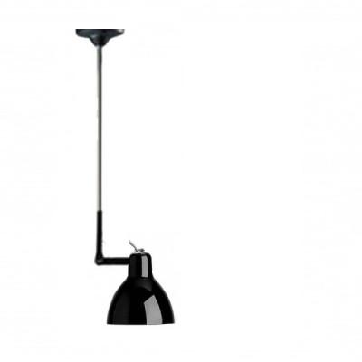 Rotaliana - Luxy - Luxy H1 - Lampadario con snodo - Nero - LS-RO-1LXH100801ZR0