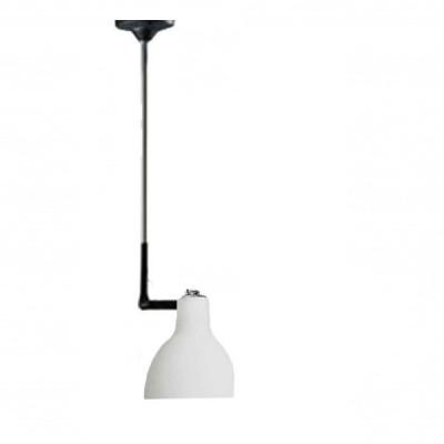 Rotaliana - Luxy - Luxy H1 - Lampadario con snodo - Nero/Bianco - LS-RO-1LXH100201ZR0