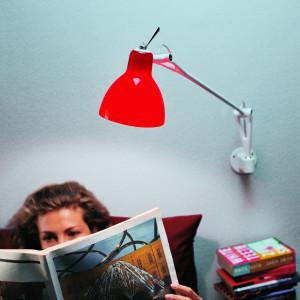 Rotaliana - Luxy - Luxy W1 - Lampada da parete con snodi