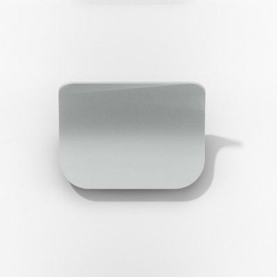 Rotaliana - Tide - Tide W0 AP LED - Applique di design - Argento - LS-RO-1TDW000043ZL1