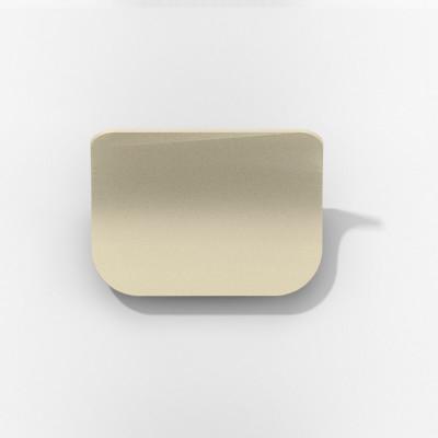 Rotaliana - Tide - Tide W0 AP LED - Applique di design - Bronzo satinato - LS-RO-1TDW000064ZL1