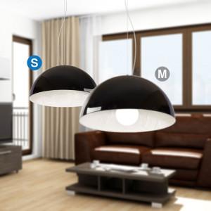 Snob - Stucco - Stucco SP S - Lampada a sospensione