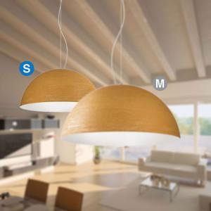 Snob - Terracotta - Terracotta SP S - Lampada a sospensione moderna
