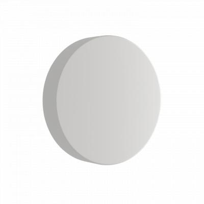 Studio Italia Design - MakeUp - MakeUp L LED AP PL - Applique e plafoniera di design per cucina - Bianco lucido - LS-ST-150001 - Bianco caldo - 3000 K - Diffusa